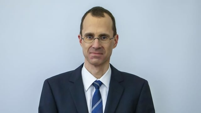 Nov secretari dal Departament d'infrastructura, energia e mobilitad Christian Tannò.