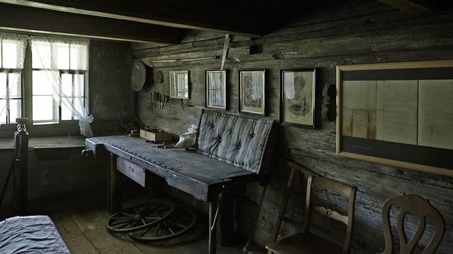 Schlafzimmer Freddi-Haus