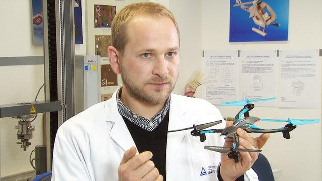 Der Drohnen-Test