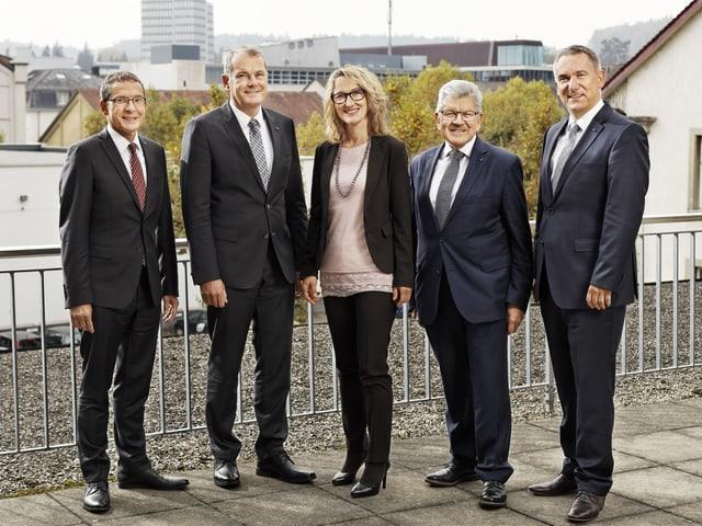 Aargauer Regierung