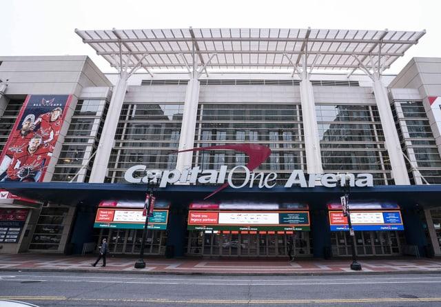 Die Capital One Arena