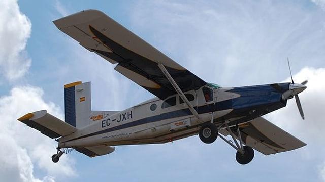 Die Pilatus PC-6 «Turbo Porter».
