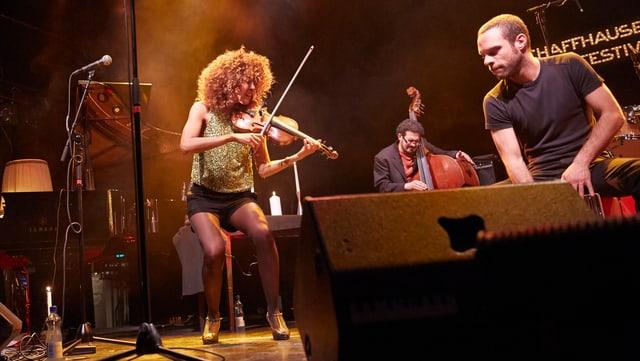 Jazzfestival: Live-Action