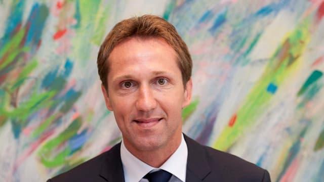 Adrian Knup ist neu Teil der SFL-Geschäftsleitung.
