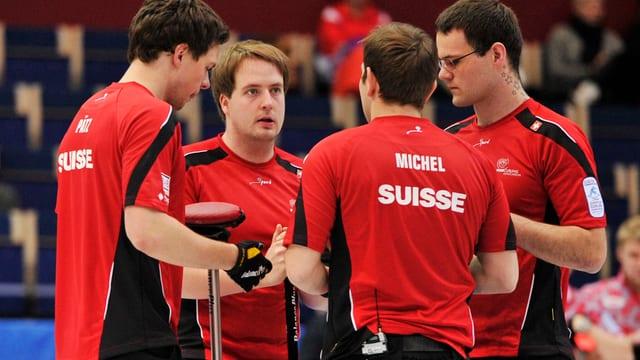 Das Schweizer Team ist vorzeitig gescheitert.