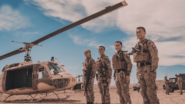 Operation Red Sea (Dante Lam, 2018)