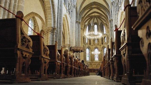 Video «Evang.-ref. Gottesdienst aus der Genfer Kathedrale Saint-Pierre» abspielen