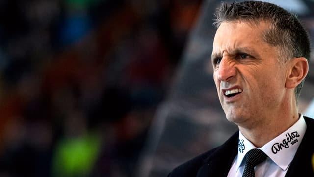 Freiburgs Coach Mark French.