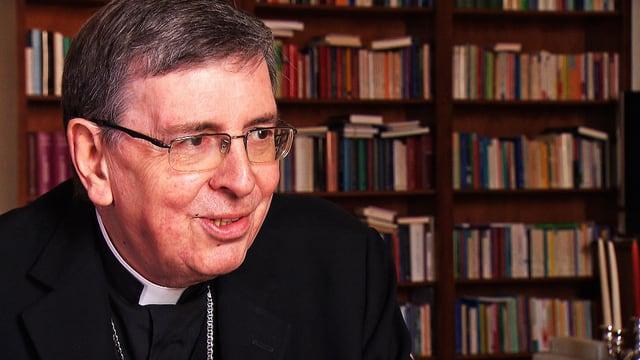 Portrait Kardinal Kurt Koch