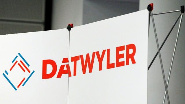 Logo der Dätwyler.
