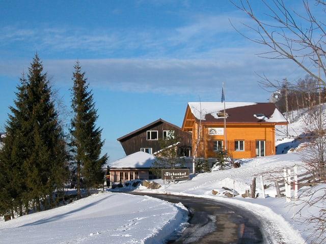 Ferienwohnung Birkenhof in Sörenberg