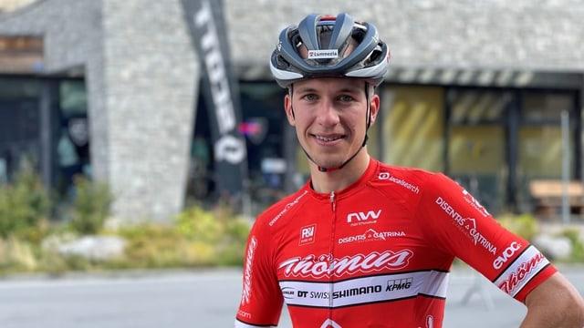 Vital Albin ha nizzegià la cursa Cuira-Arosa sco bun trenament