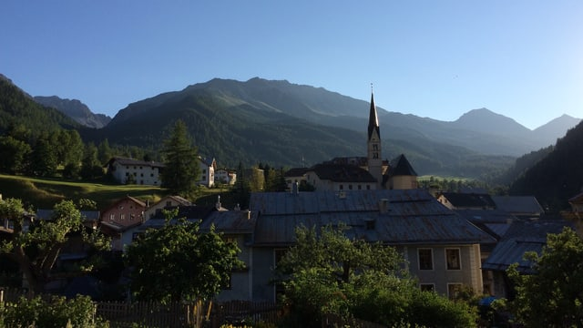Sta. Maria en Val Müstair
