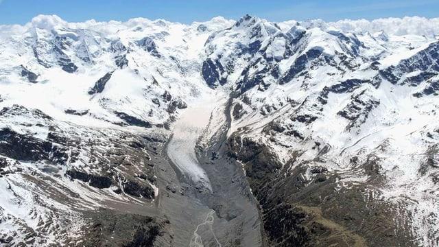 Morteratsch Gletscher