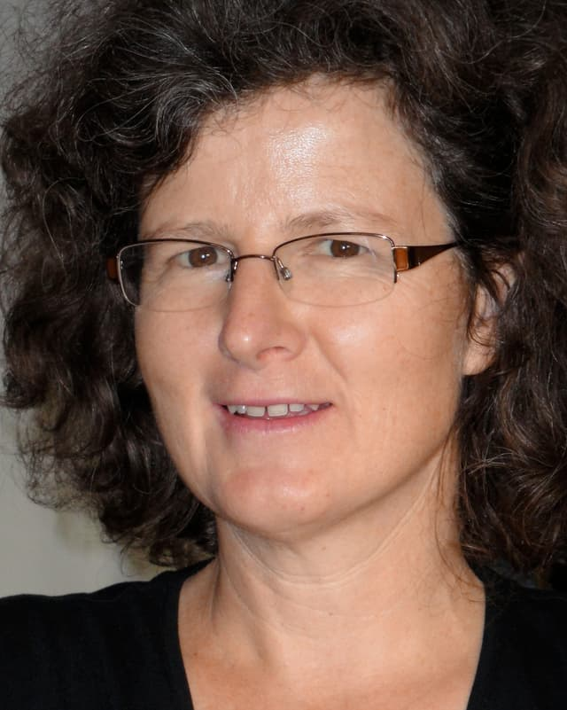 Sabine Sieber, SP-Kantonsrätin und Gemeindepräsidentin von Sternenberg