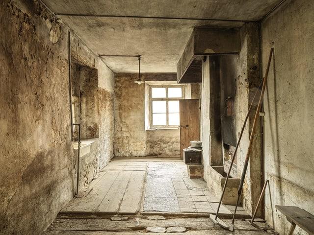 Alte Küche.