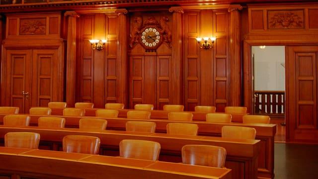 Der Kantonsratssaal