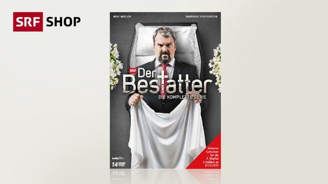 «Der Bestatter» auf DVD