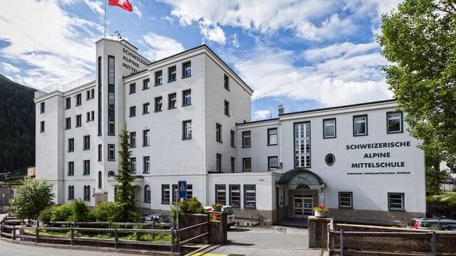 Die Alpine Mittelschule Davos