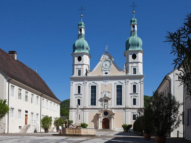 Ein Bild des Arlesheimer Dom.