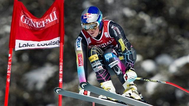 Lindsey Vonn dominierte in den letzten Jahren die Speed-Disziplinen.