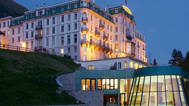 Hotel Kronenhof Puntraschigna