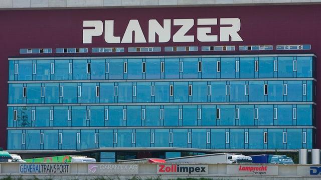 Planzer-Hauptgebäude