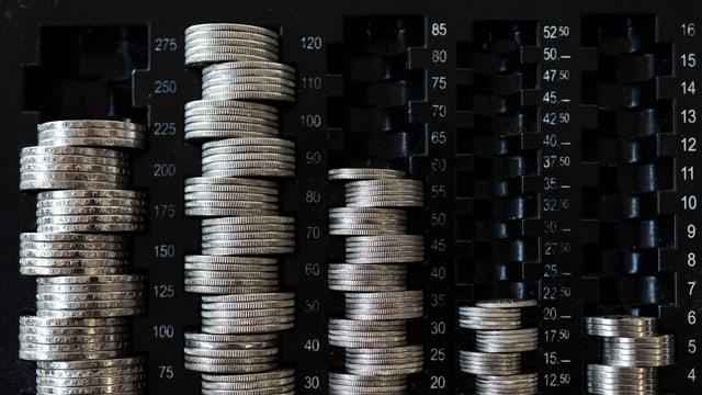 Il chapital da las assicuranzas socialas ha surpassà il 2013 per l'emprima giada 800 milliardas francs.