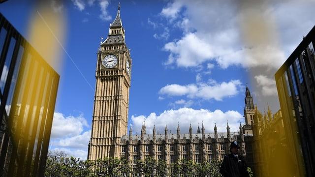 Il parlament.