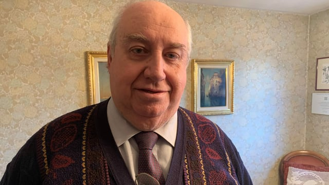 Rolando Ferrarese hat den Widerstand gegen die Schliessung des Italienischen Konsulats in St. Gallen geleitet.