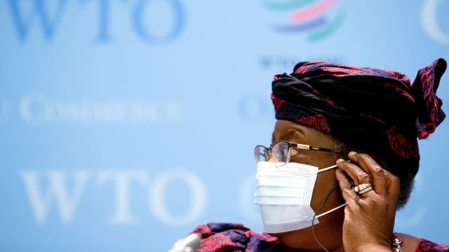 WTO-Chefin