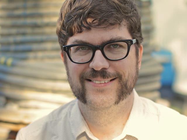 Guido Berger, SRF IT-Redaktor