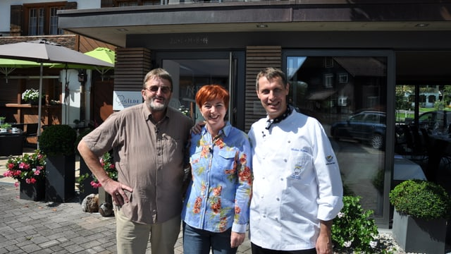 Video «St. Gallen - Tag 4 - Restaurant Mühle (Siegerbeiz)» abspielen