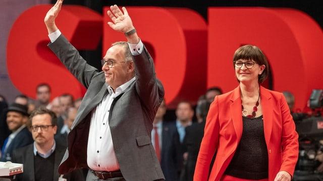 Neue SPD-Führung ist eine Chance