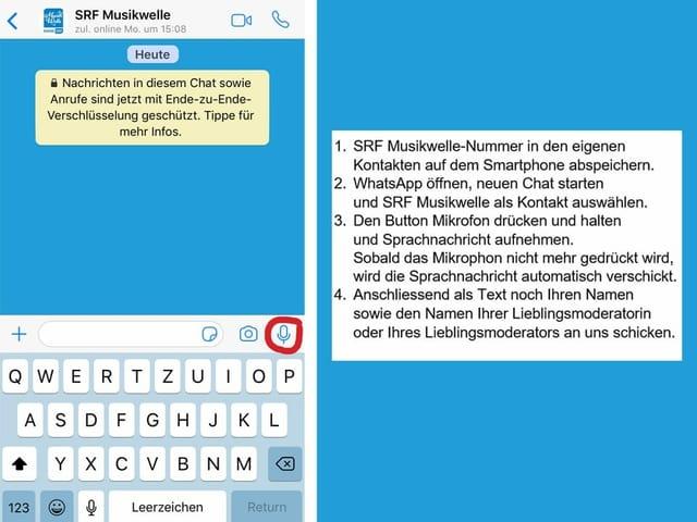 Screenshot mit Bild und Text.