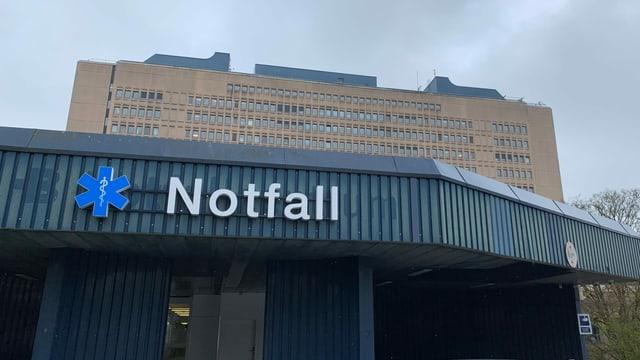 Notfall des Kantonsspitals Baden