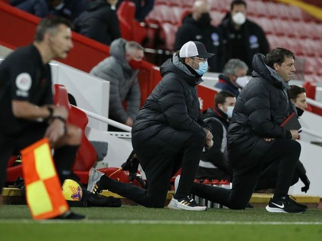Liverpool-Coach Jürgen Klopp wird sein Team in Ungarn anfeuern müssen.