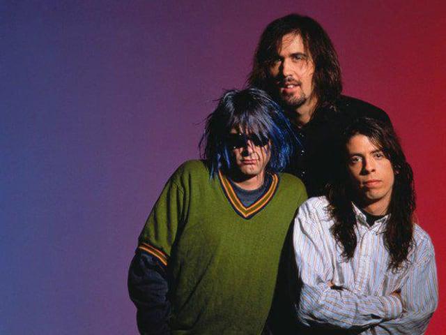 Nirvana: Die legendäre Grunge-Band um Frontmann Kurt Cobain hat bis heute nichts von ihrer Faszination verloren.