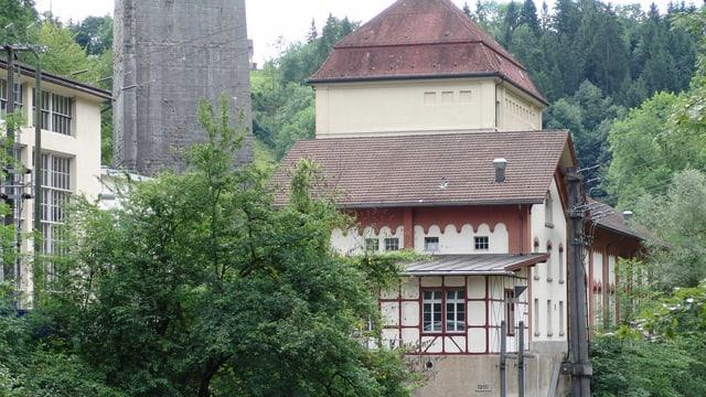Kraftwerk Kubel