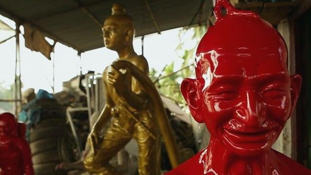 Video «Pop Art am Ganges - Kunstszene Kalkutta» abspielen