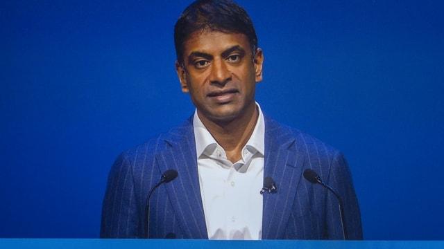 CEO Vas Narasimhan