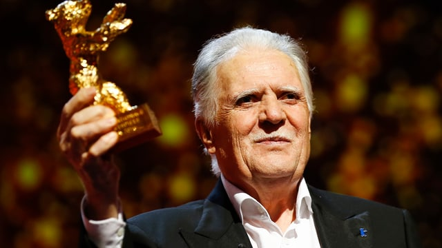 Michael Ballhaus mit dem Goldenen Ehrenbären