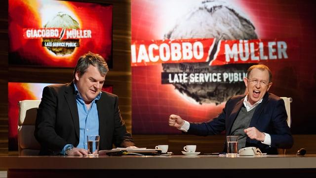 Video «Giacobbo / Müller vom 17.02.2013» abspielen