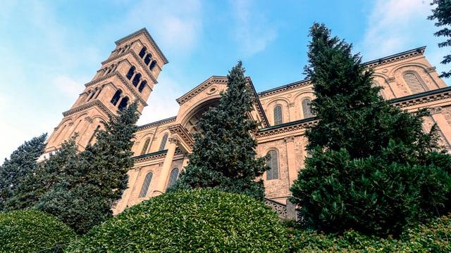 Liebfrauen Kirche in Zürich