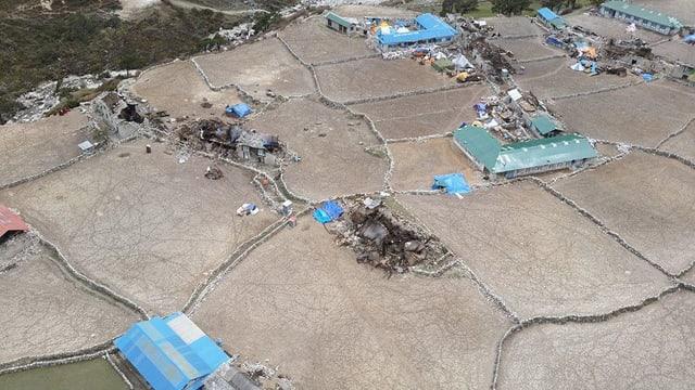 aglomeraziuns a Nepal