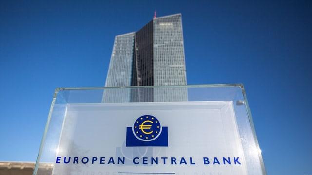 La Banca centrala europeica.