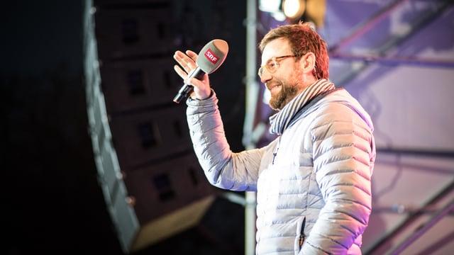 Video ««Jeder Rappen zählt» - Die Liveshow mit Nik Hartmann» abspielen