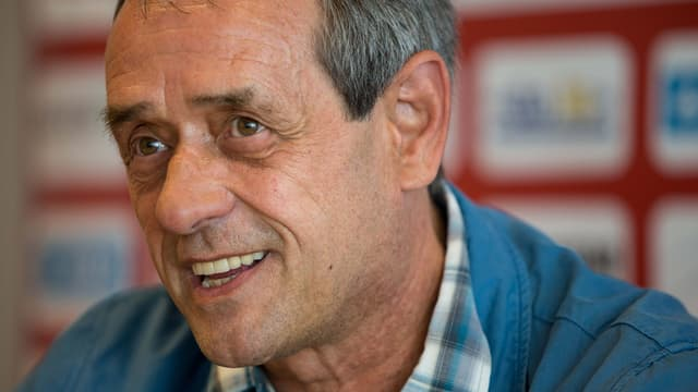 Rolf Brack übernimmt das Schweizer Nationalteam ab Juli 2014.