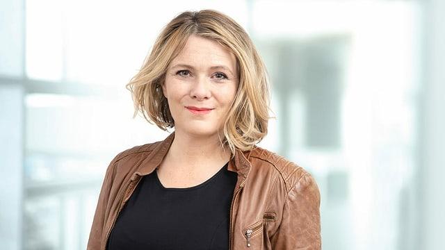 Kathrin Bertschy ist Nationalrätin Grünliberale Kanton Bern.