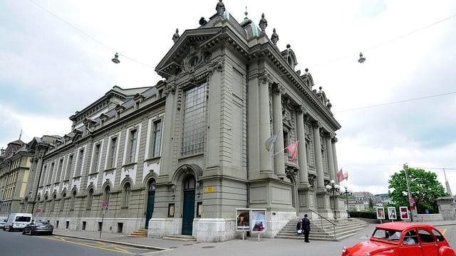 Im Stadttheater Bern gibts neue Publikumsräume. Für rund 10 Millionen Franken.